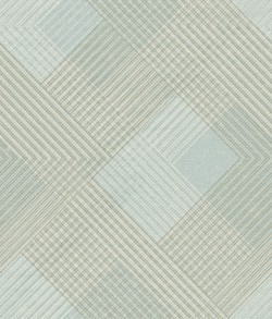 NR1535 Blues Scandia Plaid Wallpaper