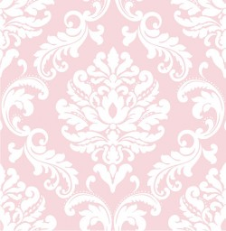 NU1397 Pink Ariel Peel And Stick Wallpaper