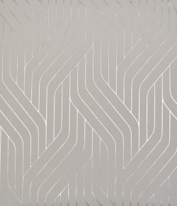 NW3519 Ebb And Flow Grey/Silver Wallpaper