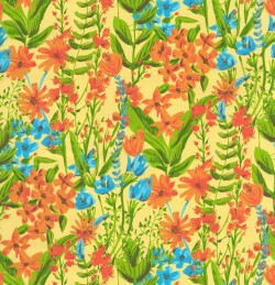 OD Gloria Buttercup Tempo Fabric