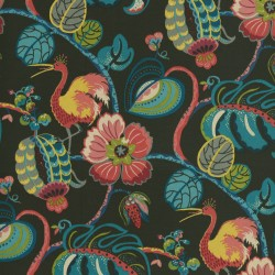 Tropical Fete 450042 Ebony PKL Studio Outdoor Fabric