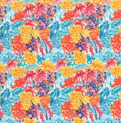 OD Wildflower Dreams Summer Tempo Fabric