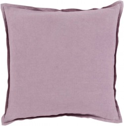 Orianna Pillow with Poly Fill in Lavender   OR001-1818P