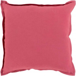 Orianna Pillow with Poly Fill in Cherry | OR004-1818P