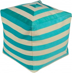 Playhouse Blue Cube Pouf | PHPF002-181818