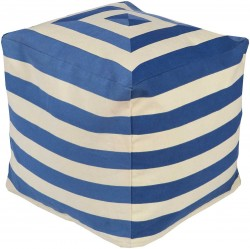Playhouse Blue Cube Pouf | PHPF003-181818