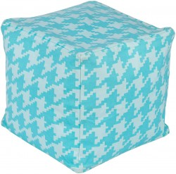 Playhouse Blue Cube Pouf | PHPF008-181818