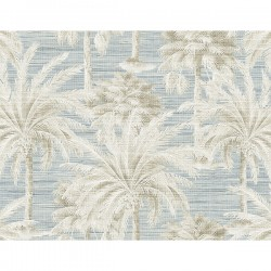 Kenneth James Palm Springs Dream Of Palm Trees Wallpaper (2754_PS40002)