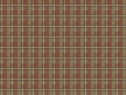Sonny Red Heritage Tartan Wallpaper