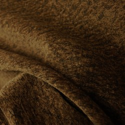 Rapids II Mocha Chenille Brown Upholstery Fabric