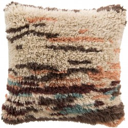 Abstract Delight Multi-Color Pillow | RC002-2222D