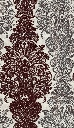 Reign 108 Boysenberry Fabric