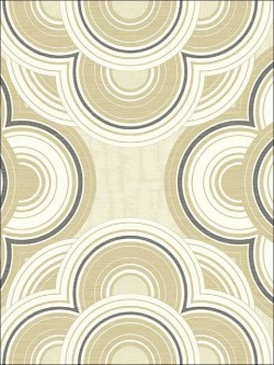 Retro Living Gidget Wallpaper (RL60005)