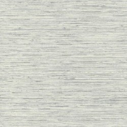 RMK11078WP Grasscloth Grey Peel & Stick Wallpaper