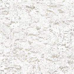 RMK11194WP Faux Cork White Peel & Stick Wallpaper