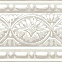 RMK11506BD SCULPTED ARCHITECTURAL PEEL & STICK WALLPAPER BORDER