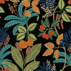 RMK11576RL FUNKY JUNGLE PEEL & STICK WALLPAPER