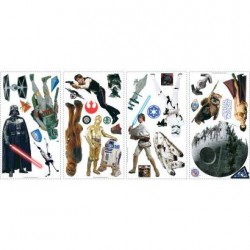 Murals Star Wars Classic Wall Decals Mural