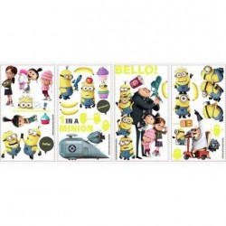 Murals Despicable Me 2 Wall Decals Mural