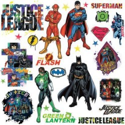 Murals Justice League Wall Decals Mural