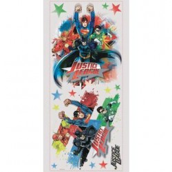 Murals Justice League Giant Wall Decal Mural