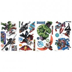 RMK2242SCS Marvel's Avengers Assemble Wall Decals Mural