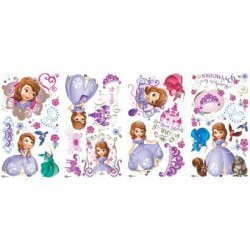 RMK2294SCS Sofia The First Wall Decals Mural