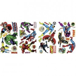 Murals Marvel Classic Wall Decals Mural