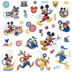 Murals Mickey Mouse Clubhouse Capers Wall Decals Mural