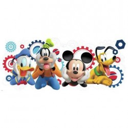Murals Mickey Mouse Clubhouse Capers Giant Wall Decal Mural