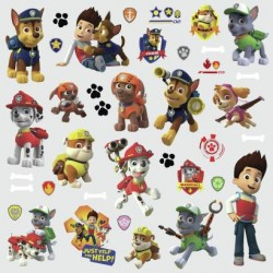 Murals Paw Patrol Wall Decals Mural