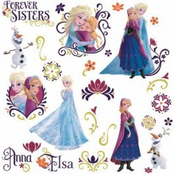 Murals Frozen Spring Wall Decals Mural