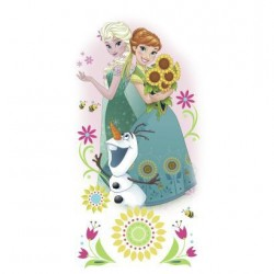 Murals Disney Frozen Fever Group Giant Wall Graphic Mural