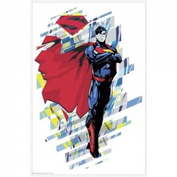 Murals Superman Giant Wall Graphic Mural