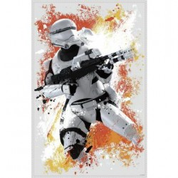 RMK3078TB Star Wars: flame tooper Giant Wall Decal Mural