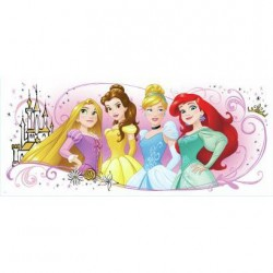 Murals Disney Princess Friendship Adventures Giant Wall Graphic Mural