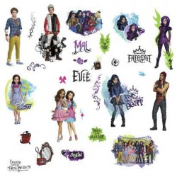 Murals Descendants Animated Wall Decals Mural