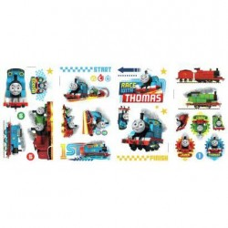Murals Thomas and Friends Racing Wall Decals Mural