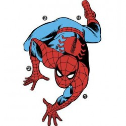 Murals Marvel Classic Spider-Man Giant Wall Decal Mural