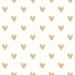 RMK3525WP Heart Spot Peel & Stick Wallpaper