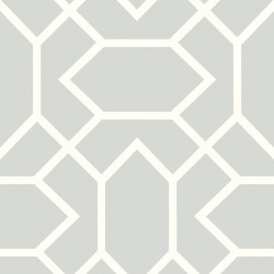 RMK9065RL Lt Grey Modern Geometric Peel & Stick Decor