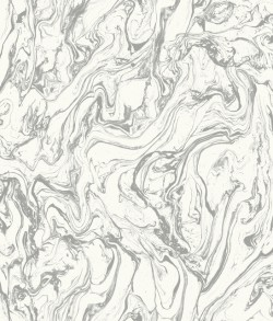 RMK9081WP Marble Grey Peel & Stick Wallpaper
