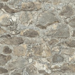 RMK9096WP Weathered Stone Peel & Stick Wallpaper