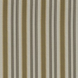 Romesco Stripe Coffee Kasmir Fabric