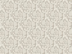 SP1402 Taupe Plumage Wallpaper