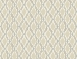 SP1426 Taupe Dyed Ogee Wallpaper