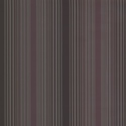 Casco Bay Plum Ombre Pinstripe Wallpaper