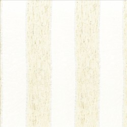 Sutton Stripe White Kasmir Fabric