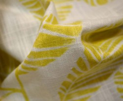 Svenska Lemon Richloom Fabric