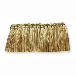 Silk Brush Fringe Terracotta T30264.24.0 Kravet Trim